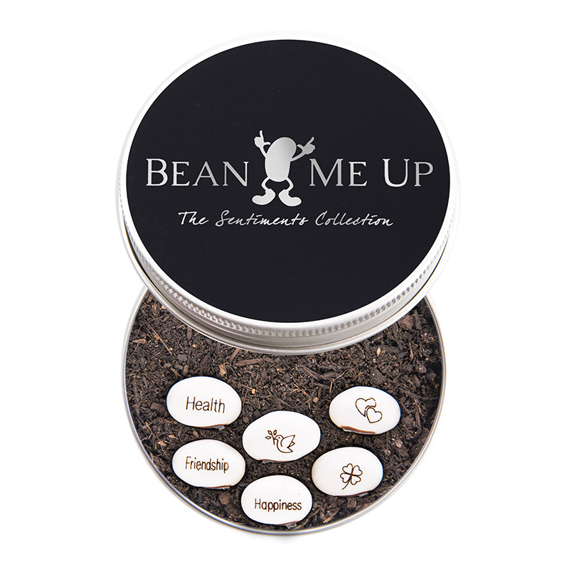 Silver Tin | Bean Me Up